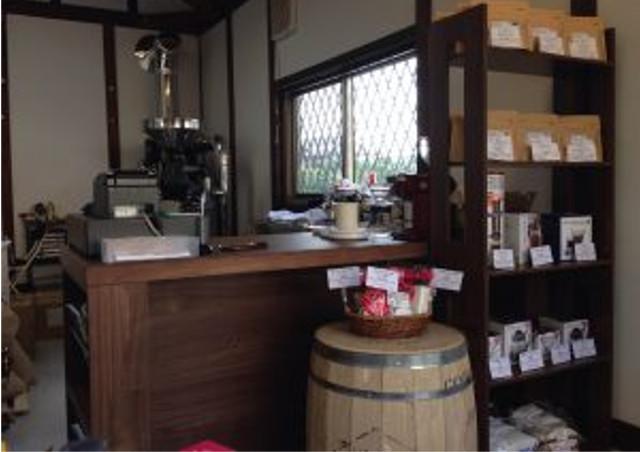 コーヒー用品の品揃えが豊富な名古屋の自家焙煎コーヒー豆専門店【Coffee Roasters BROWNIE】